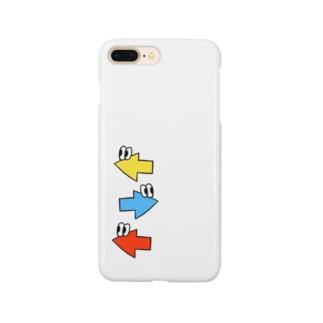やじるんトリオ Smartphone cases