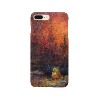 ムラナギ/ナインライヴスの棲む沼 Smartphone cases