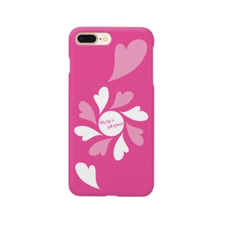 full of heart Smartphone cases