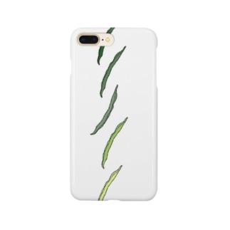 インゲン Smartphone cases