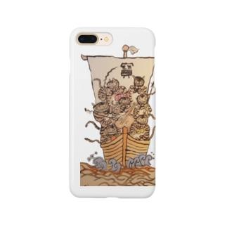 七福虎!! Smartphone cases