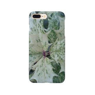 トゲトゲ・・・。 Smartphone cases