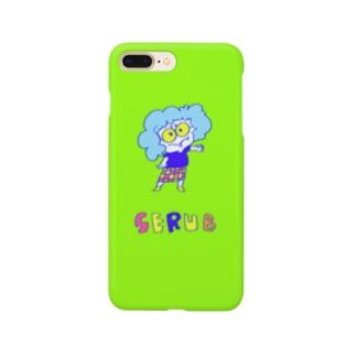 メガネっ子 Smartphone cases