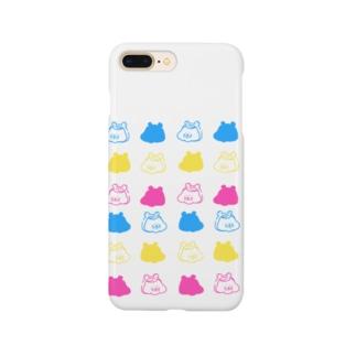 ハムオ  Smartphone cases