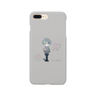 ajisai_03 Smartphone cases