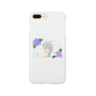 RAINY  GIRL Smartphone cases