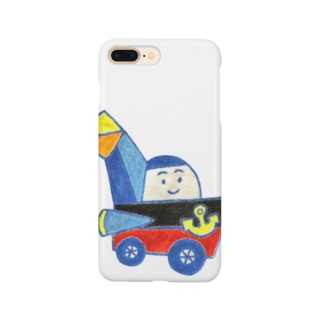 Mighty vehicle Smartphone cases
