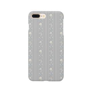 seastripe-fog Smartphone cases