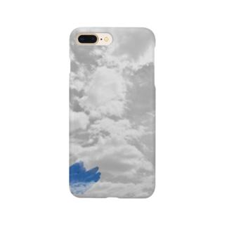 空の色 Smartphone cases