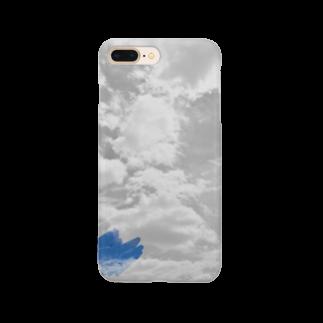 mimachigaiの空の色 Smartphone cases