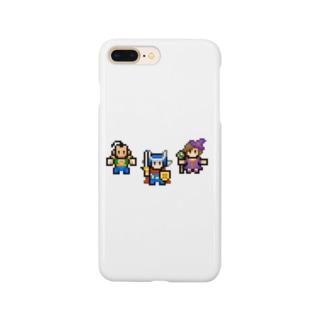 どこかのクエスト Smartphone cases