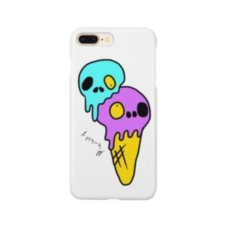 i スクリーム Smartphone cases