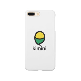 Kimini Quote with Logo Smartphone cases