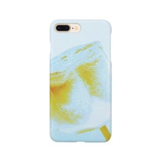 冷凍プリン Smartphone cases