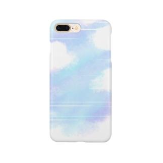 空色気分 Smartphone cases