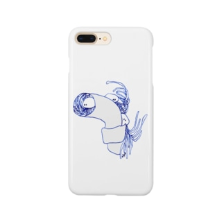 パイプ管基地 Smartphone cases