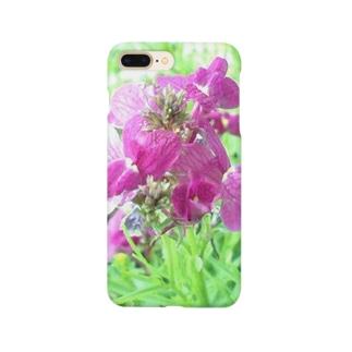パープルの恋人 Smartphone cases