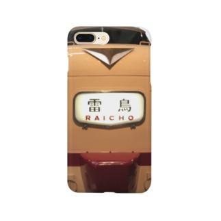 雷鳥485系 Smartphone cases