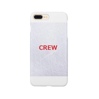 航空 グッズ CREW Smartphone cases