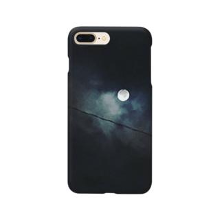 月明かり Smartphone cases