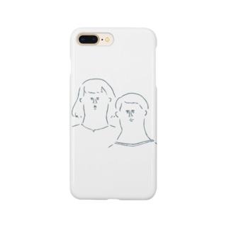 ふたりはカップル Smartphone cases