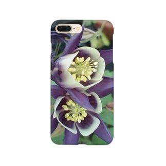 和の趣 Smartphone cases