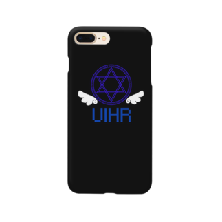 ハラマスコーイ・ウイハラの誰でも魔法少年少女になれるスマホケース Smartphone cases