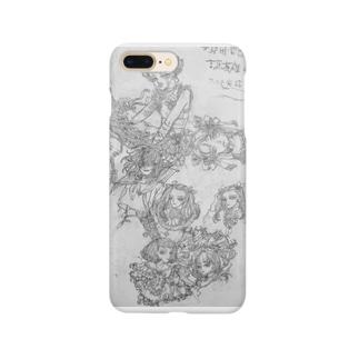 素描2 Smartphone cases