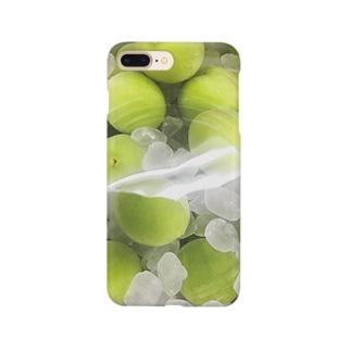 梅酒 Smartphone cases