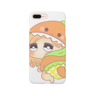 ダヒョン 着ぐるみ赤ちゃんキャラ Smartphone cases