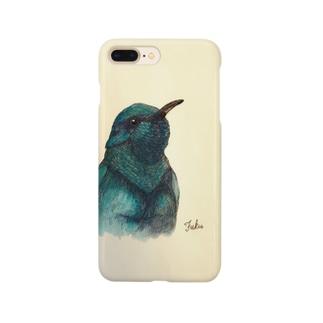 ハチドリ Smartphone cases