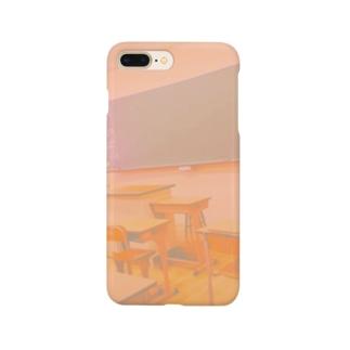 あの日の教室 Smartphone cases
