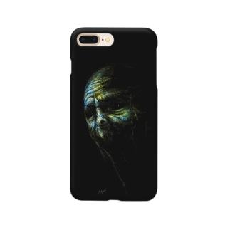 Green Sewer Man Smartphone cases