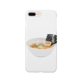 味玉付き醤油ラーメン Smartphone cases