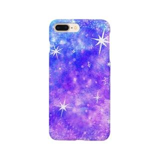 レース宇宙 Smartphone cases