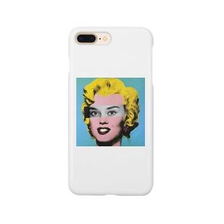 マリリン・ヘプバーン Smartphone cases