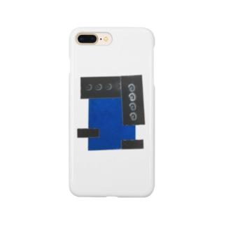 ブルーリーゼント Smartphone cases