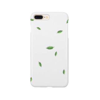 ひっつきむし Smartphone cases