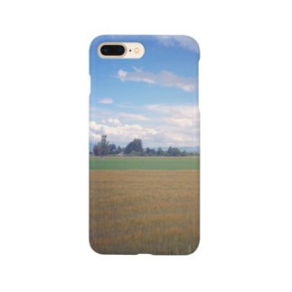安曇野風景 Smartphone cases