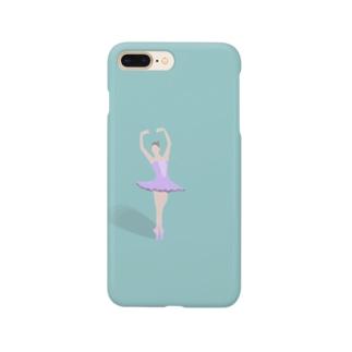 バレエ1 Smartphone cases