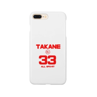 ALLs TAKANE MARI 専用 Smartphone cases