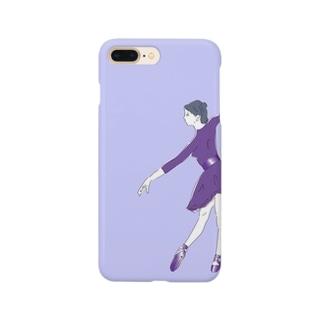 バレエダンサー2 Smartphone cases