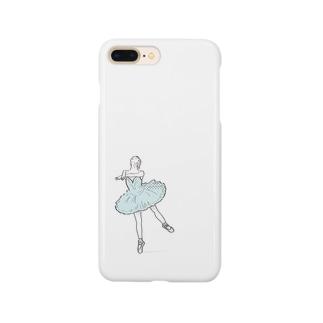 バレエダンサー3 Smartphone cases