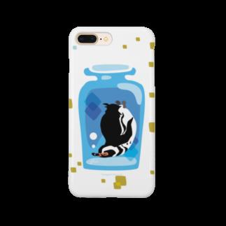 ペンギンパカリのペンギンの瓶詰めM Smartphone cases