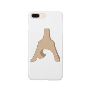 巾柱 Smartphone cases