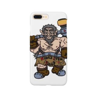 ドワーフ・キング 『バイエル』 Smartphone cases