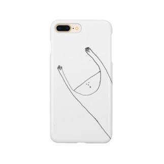 ばんざーい Smartphone cases