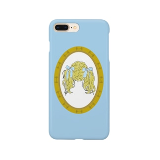 = k a m i G a t a = (light blue) Smartphone cases