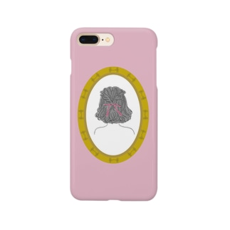 = k a m i G a t a = (pink) Smartphone cases