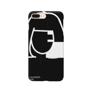 CALENDER GIRL(NO CALENDER) Smartphone cases